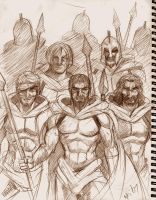 Ispartans by AKirA-FreedoM