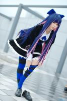 Stocking cosplay by Agacross