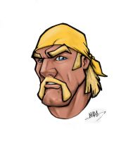 Hogan Colored by Chadwick-J-Coleman