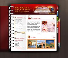Home Page of Braemore BnB by hood-lord
