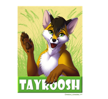Tayroosh fox by OmegaLioness