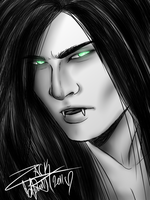 Wrath King of the Vampires by AngelAito