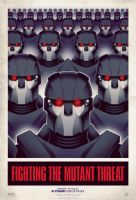 Propaganda Poster (Sentinels) by Mark35950