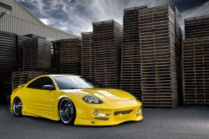 Yellow Eclipse by OliRSX