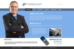 Lawyer site. by: SiostraNocy by WebMagic
