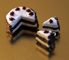 Black Forest Cake by ClayNoob