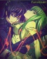 Lelouch x C.C. - I will fight for us! by Paztelitah