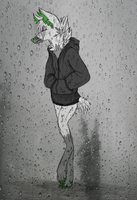 Rainy day. by CremexButter