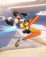 Tracer - Beauty shot by Guntharf