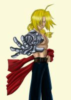 FMA Edward without background by Miao86