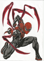 Superior Spider Man (Original by SheldonGoh) by lacedemonio