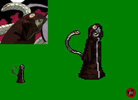 Kabuto(Snake Cloak) Sprite by DemonfoxKnight