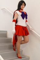 Sailor Mars at Unplugged Expo #8 by Lightning--Baron