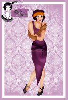 Disney Flapper - Meg by HelleeTitch