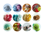 2014 Crochet Summary by Aileen-Kailum