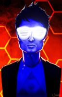 Matthew Bellamy by JACKIEthePIRATE