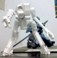 Groundel ,light mech by PaperBot