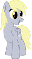 Derpy :) by CrimsonLynx97