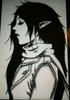 Marceline by NurseRached
