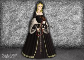 Catherine of Aragon by jjulie98