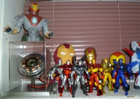 Iron Man Collection 002 by GuyverC