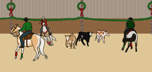 Christmas Round Up by theRyanna