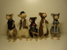 wool rats by Ulltotten