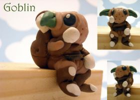 FFXI Goblin by Blackash