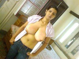 Indian Big Boobs Expansion by BoobsDoctor