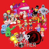 Mother by pikmin789