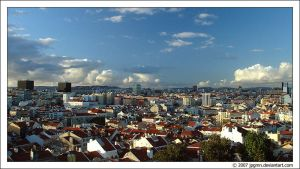 A view of Lisbon by jpgmn
