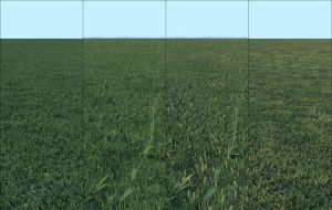 Grass Models Pack - Blender Cycles by Byron1c