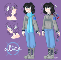 commission: alice reference by m5w