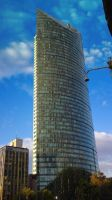 The bigger tower 1 by ARLEQUINLUST