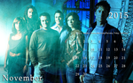 November - Stargate Atlantis by Galadriel34