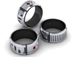 star wars theme mens ring by lupusk9