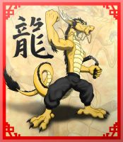 Fei Long Furred Strike by Foot-paws
