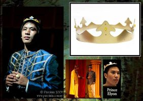 Crown of PRINCE ELYON by tkyzgallery
