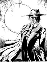 Hellsing by inkjetcanvas