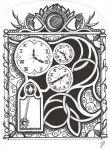 Mysterious Reorded Time by Emy4ART