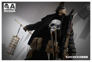 threeA - Skull Defender by soundlikemylo