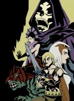 Masters of the Universe by endoftheline