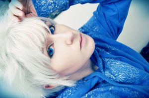 Jack Frost - Let it snow by Naru-kawaii-chan