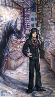 shadow alley by not-fun