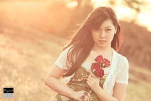 Golden Moment With Felita by RacoonFactory