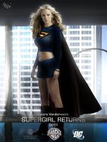 Supergirl Returns by ManePL
