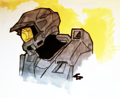 Recovery: Agent Washington RvB by ichbinsonnig