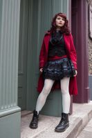 Urban Gothic stock 75 by Random-Acts-Stock