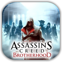 AC Brotherhood Game Icon 3 by Wolfangraul