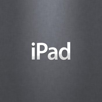iPad 3 Welcome Wallpaper by almanimation